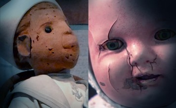 5 of the Most Haunted Dolls on the Planet