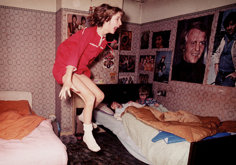 With a Poltergeist: The True Story of The Enfield Haunting