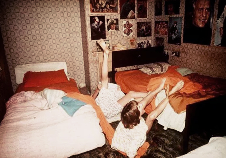Interview With a Poltergeist: The True Story of The Enfield Haunting