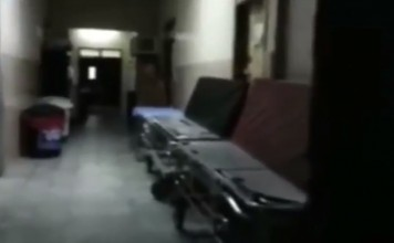 Paranormal Activity Filmed Inside Haunted Hospital Where Doctor Committed Suicide