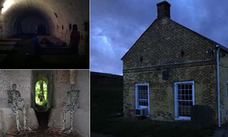 30 Of The Most Haunted Places Around The World That You