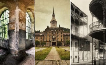 30 of The Most Haunted Places Around The World That Can Visit
