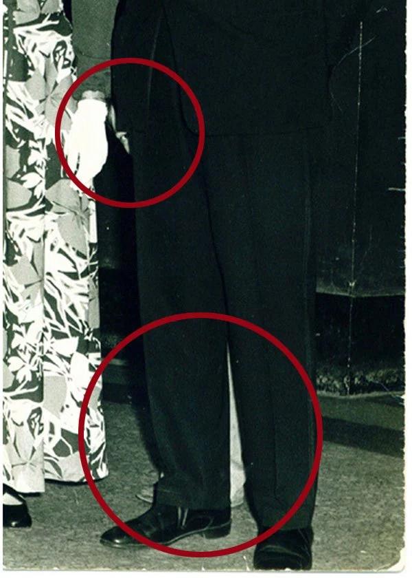 Est-ce la photo fantôme la plus sinistre jamais prise?