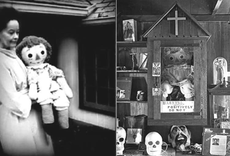 The true conjuring 5 paranormal cases that ed and for The warren house