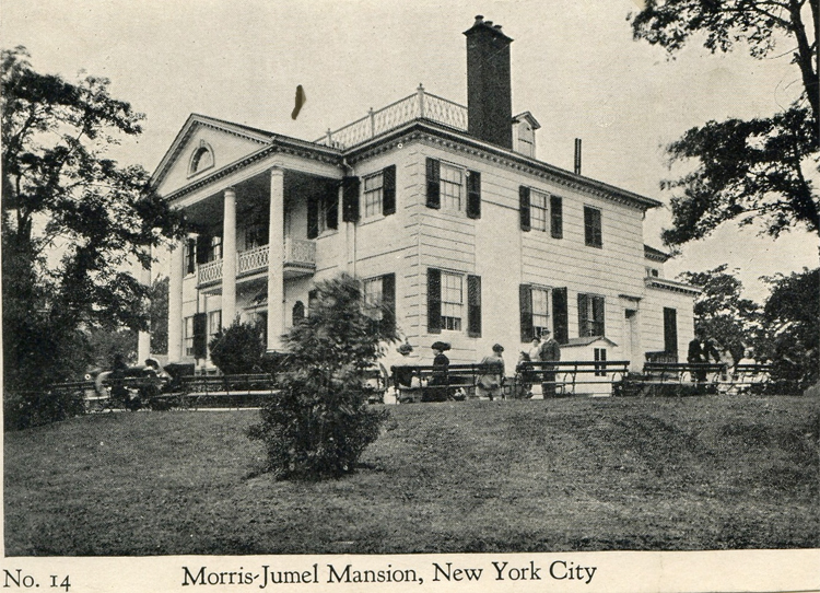 the 5 oldest houses in america are also the most haunted For65 Jumel Terrace New York