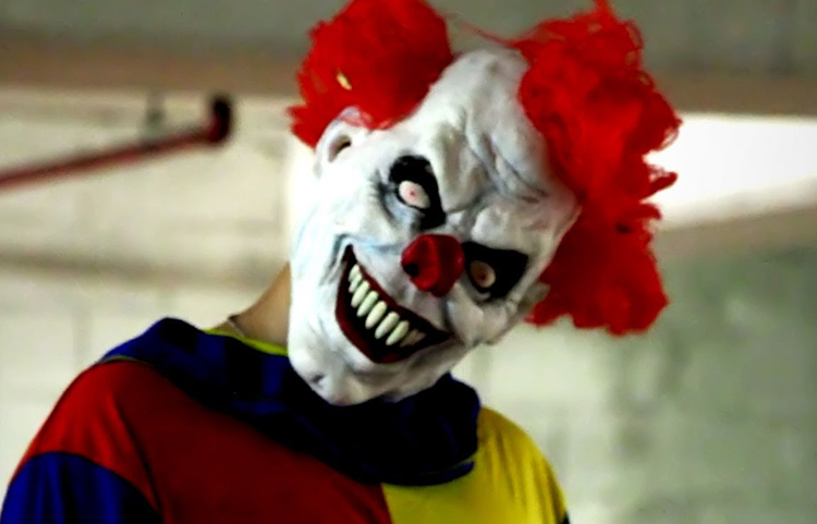 Nightmare Fuel: 5 Real Stories that Will Validate Your Fear of Clowns