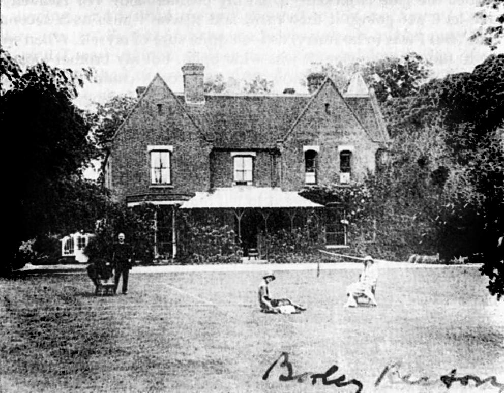 Famous Borley Rectory