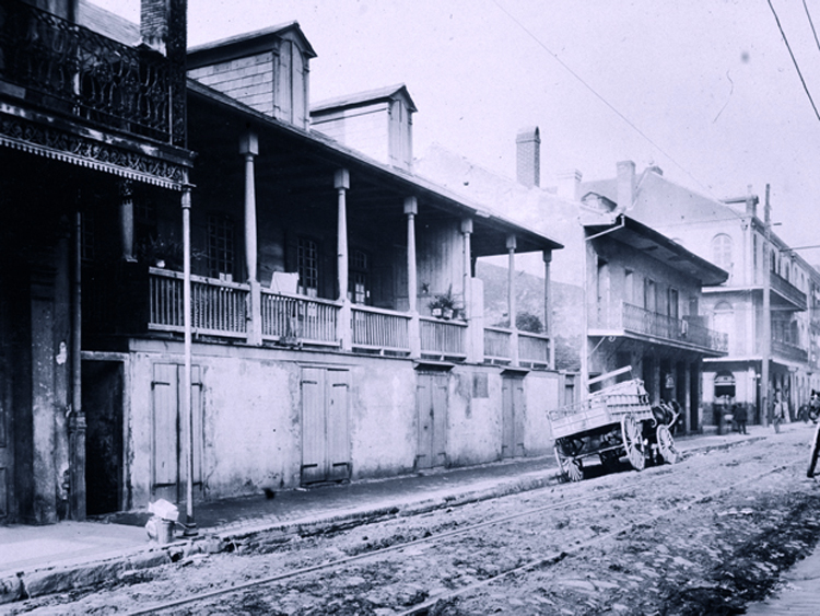 The Strange Mystery of the Axeman of New Orleans Murders