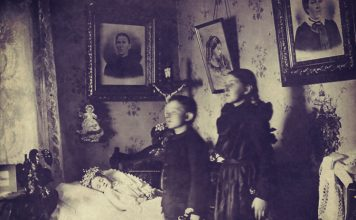 Memento Mori: The Macabre Victorian Art of Death Photography