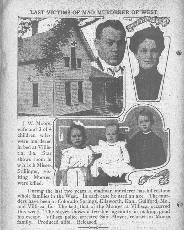 The Haunting Unsolved Mystery of the Villisca Axe Murders