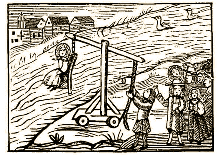 Into the Fire: 5 Real Torture Methods to Tell if You Were a Witch