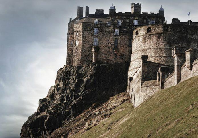 Edinburgh Castle: Scotland's Most Haunted Fortress on the Hill