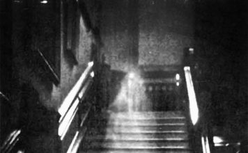 Spirit on the Staircase: The Legend of the Brown Lady of Raynham Hall