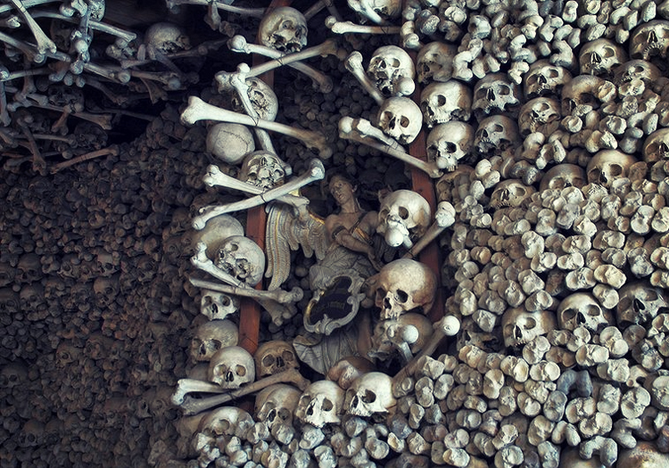 Chapel of Skulls: Inside Kaplica Czaszek the Church Made of Human Bones