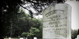 The Sorrowful Tale of Mercy Brown and the New England Vampire Panic