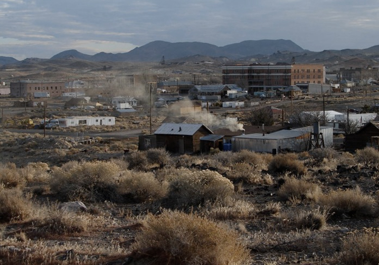 9 Strange and Mysterious Ghost Towns in America that are Notoriously Haunted