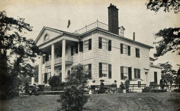 The Ghost of Eliza Jumel and the Haunting of Manhattan's Morris-Jumel Mansion