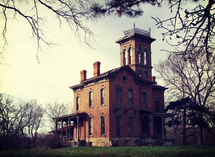 House on Haunted Hill: The Restless Spirits of Sauer Castle
