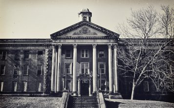 American Asylum: The Abandoned Ruins of Georgia's Central State Hospital