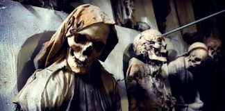 Sleeping Beauty: The Macabre Mummified Corpses of the Catacombe dei Cappuccini
