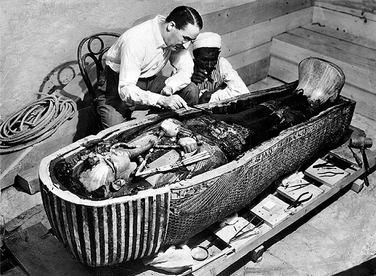 La malédiction des momies: y avait-il vraiment une malédiction sur le tombeau de Toutankhamon?