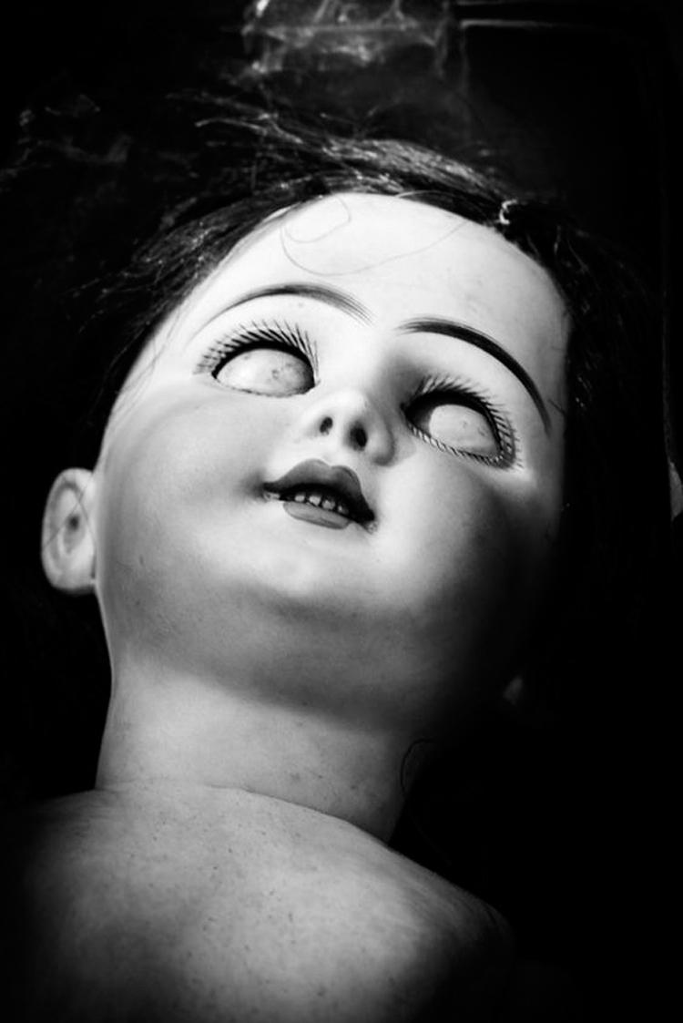 toys of terror  10 vintage photos of creepy dolls that