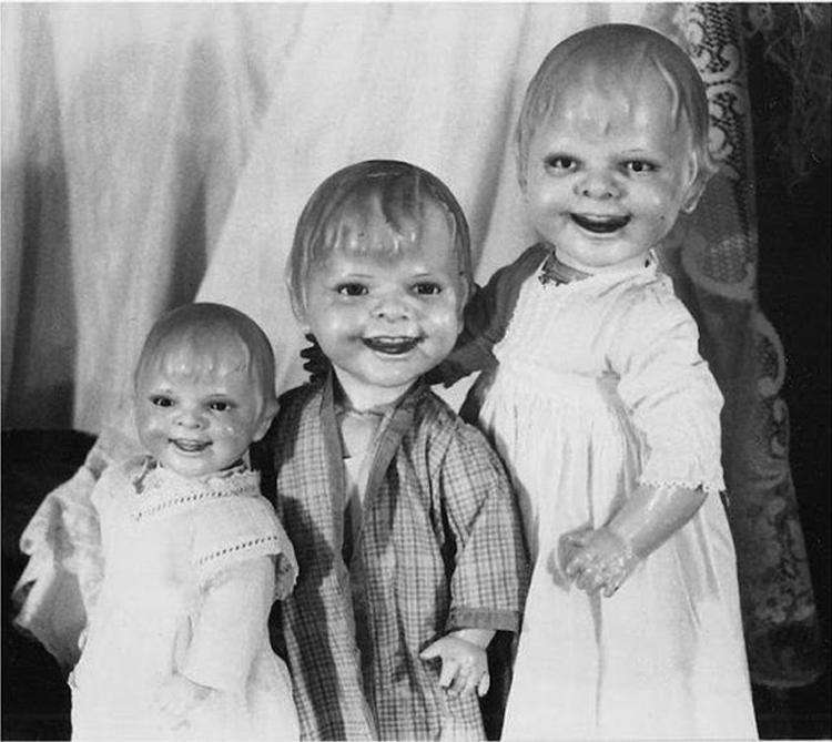 Image Credit 10 Vintage Photos Of Creepy Dolls That Will Give You Nightmares